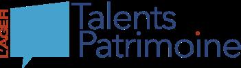 Talents Patrimoine logo